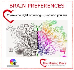 Brain Preferences